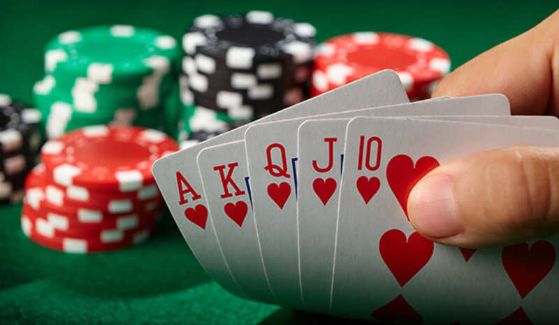 Poker Combinations Your Wanna Know - Royal Flush