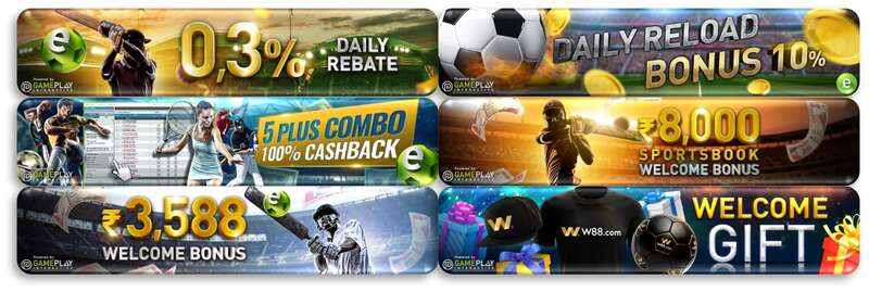 Be The W88 Champion with Unlimited Promos