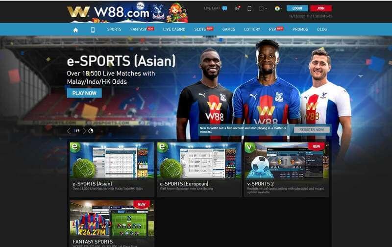 Bet Like Pro, Play Sport W88 India