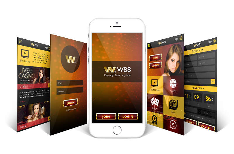 Download the W88 Bookies Mobile App Now
