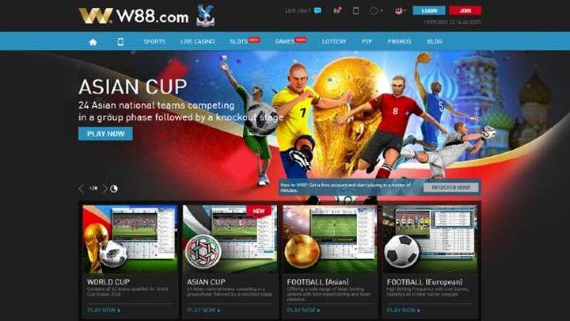 Virtual Sports at W88 India