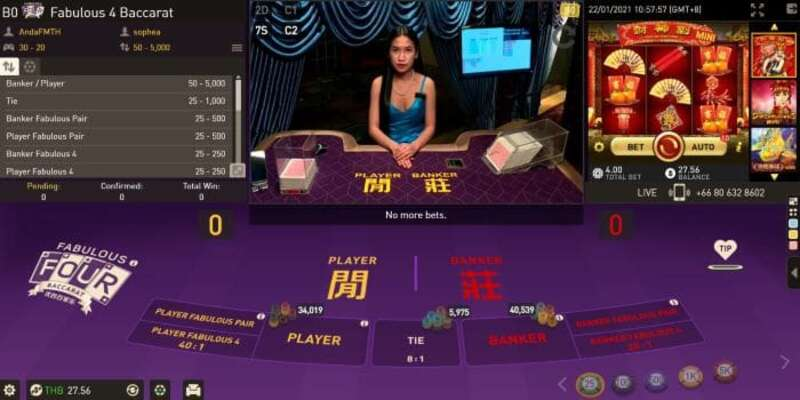 A Few of Baccarat Online's Rules to Keep in Mind