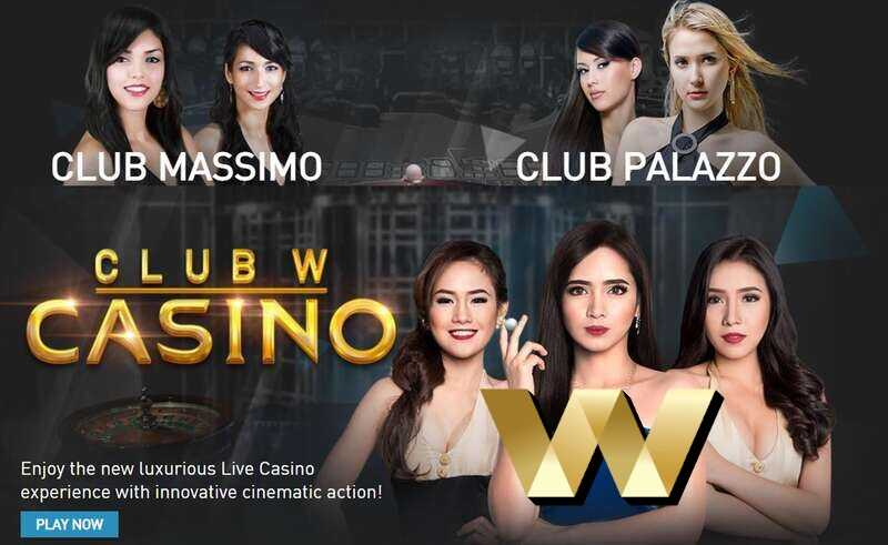 Experience Realistic Online Casino Gaming With Club W88 India