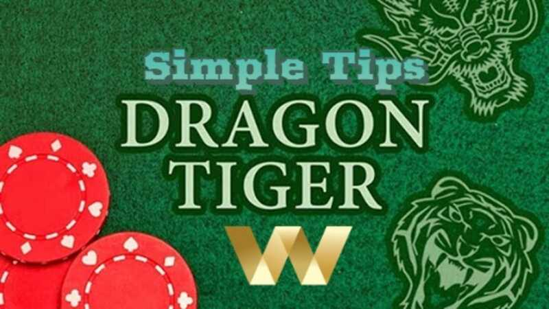 Some Tips to Try in Dragon Tiger Card Game W88