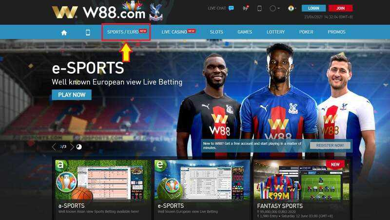 W88 Football - How to Win Football Bets Online