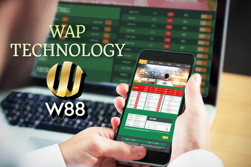 W88 WAP Site is Secure, Reliable, and Easy to Access