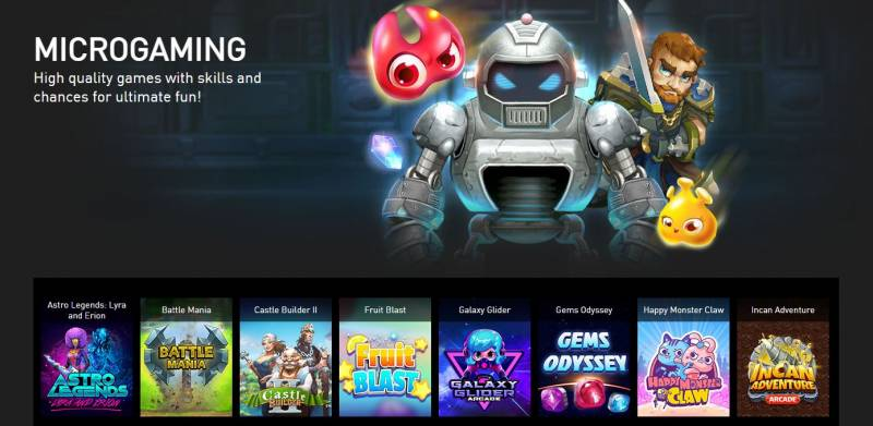 Other Games Available from W88 Microgaming India