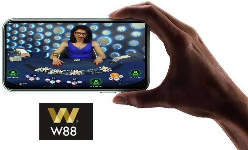 Live Casino Experience with Blackjack Online Android and iOS App