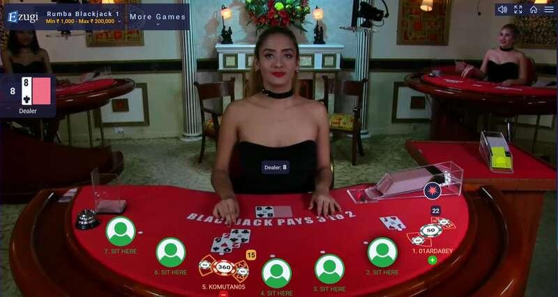 Blackjack Casino W88 Featured Image